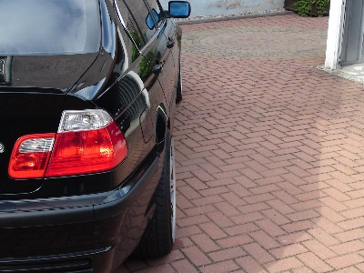 320 iA - 3er BMW - E46