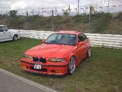 323i Coupe 237 Ps 7250 U/min