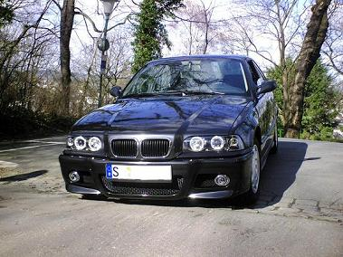 BMW E36  / / / M Jetzt mit MFL :-)) NEU FOTOS - 3er BMW - E36