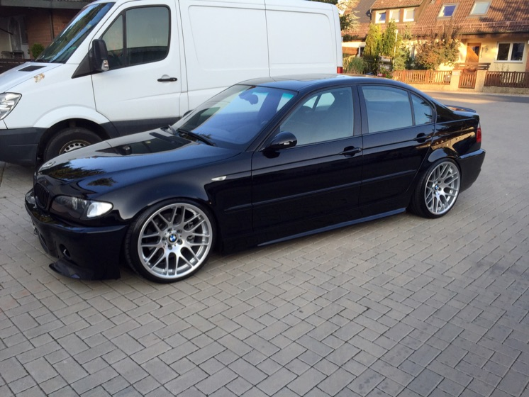 DB-Performance CSL Limo - 3er BMW - E46