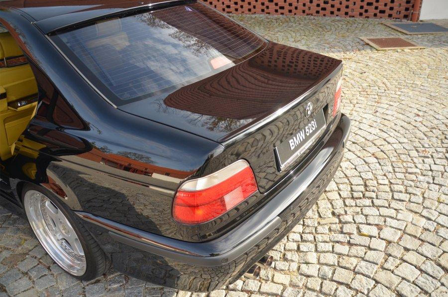 523iA VFL individual, Hamann PG1 - 5er BMW - E39