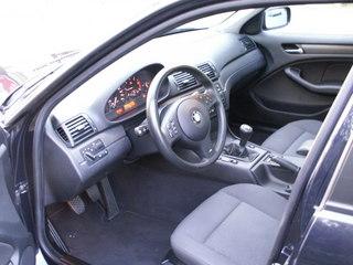 Nach 5 Jahren treu, hab ich ihn Verkauft:-( 03/12 - 3er BMW - E46