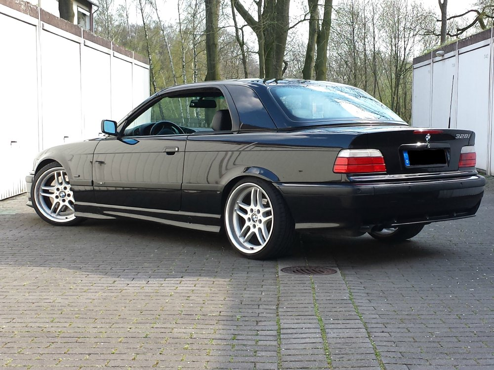 bmw e36 328ia 3er bmw e36 cabrio tuning fotos. Black Bedroom Furniture Sets. Home Design Ideas