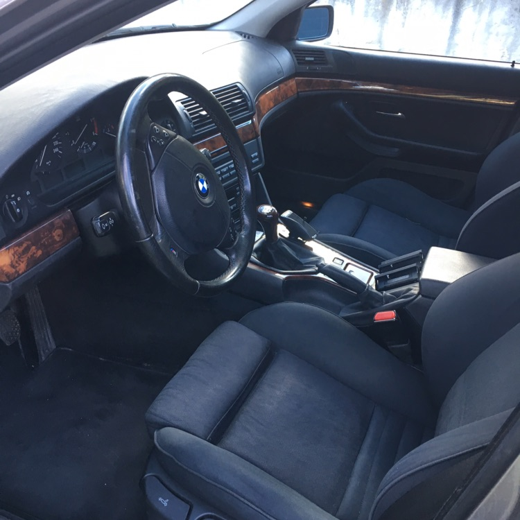 Mein Alltagstouring - 5er BMW - E39