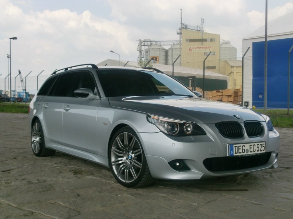 bmw e61 525da 5er bmw e60 e61 touring tuning. Black Bedroom Furniture Sets. Home Design Ideas
