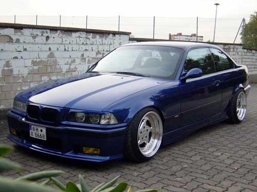 Blue Bastard Winterschlaf 3er Bmw E36 Quot Coupe