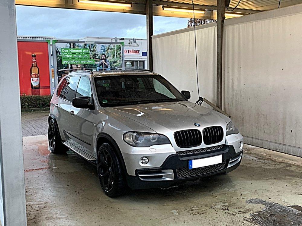 E70 X5M Silver Projekt - BMW X1, X3, X5, X6