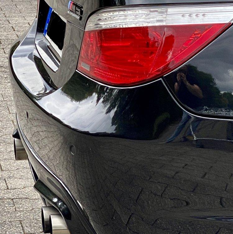 E60 M5 Black Beauty - 5er BMW - E60 / E61