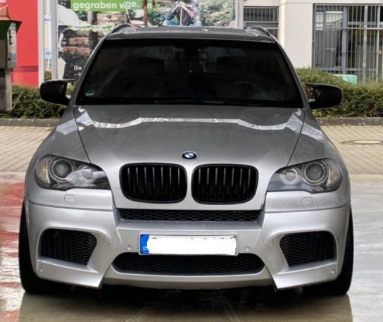 E70 X5M Silver Projekt - BMW X1, X2, X3, X4, X5, X6, X7