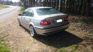 Rial GS907 Felge in 9x17 ET 35 mit Dunlop  Reifen in 225/45/17 montiert hinten Hier auf einem 3er BMW E46 323i (Limousine) Details zum Fahrzeug / Besitzer