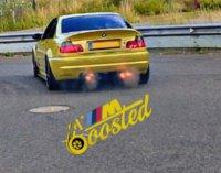 I'///M BOOSTED M3 E46