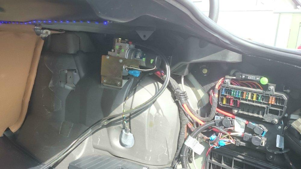 Bmw E65 E66 Automatische Heckklappe Nachr 252 Sten 7er Bmw