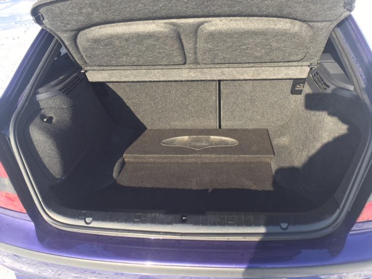 E46, 318Ti Compact - 3er BMW - E46