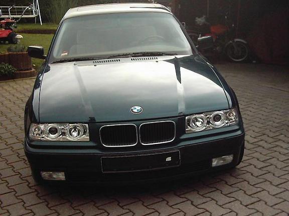 Ebay bmw E36 320 Coupe - 3er BMW - E36