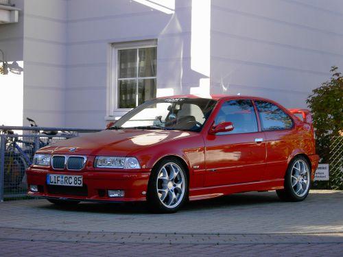 In Erinnerung - 2003 bis 2015 - 3er BMW - E36