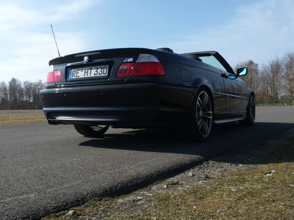 E46 330CI - 3er BMW - E46