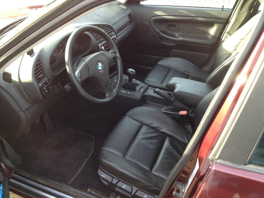 320i OEM Winter - 3er BMW - E36
