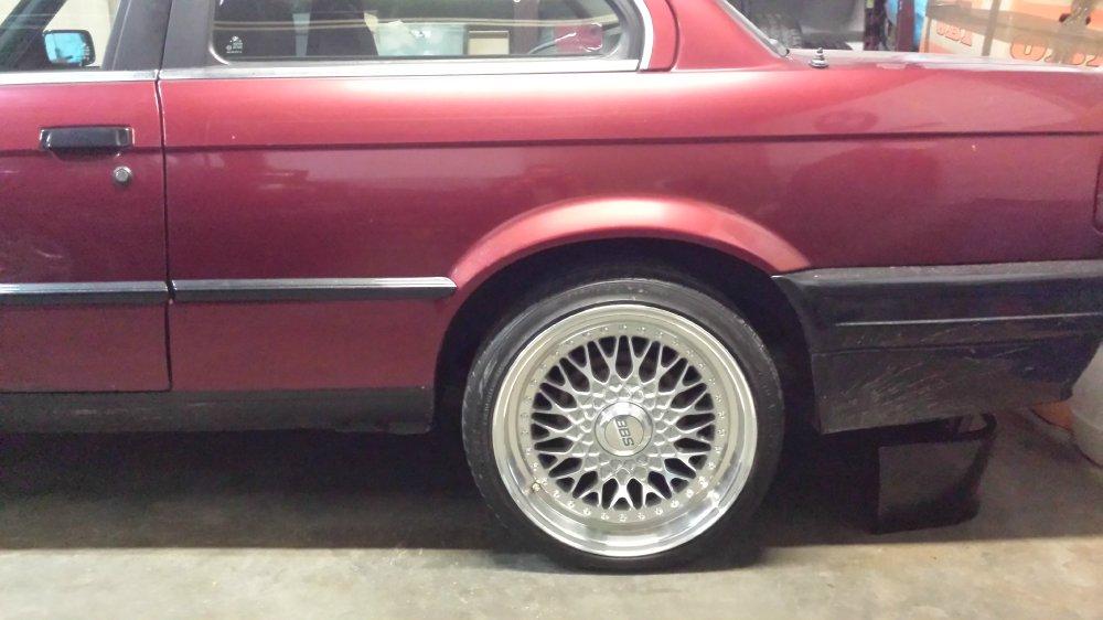 BadAss E30 - 3er BMW - E30