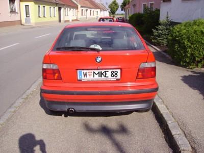 Mein E36 316i Compact - 3er BMW - E36