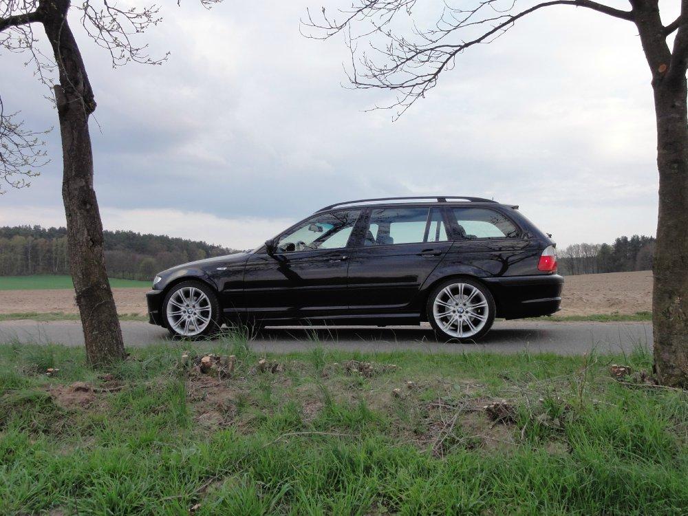 Bmw E46 320d Touring 3er Bmw E46 Quot Touring Quot Tuning