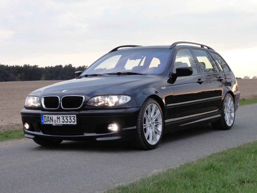bmw e46 320d touring 3er bmw e46 touring tuning. Black Bedroom Furniture Sets. Home Design Ideas