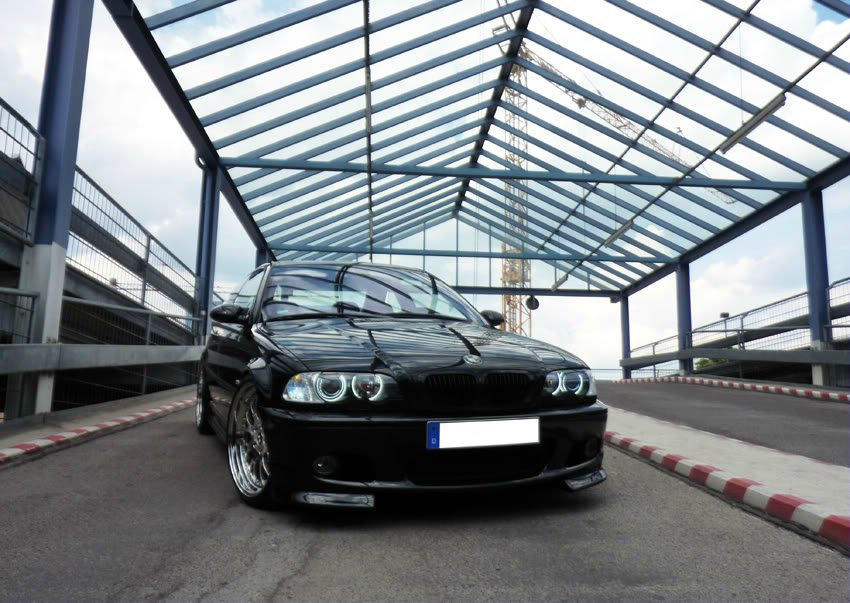 ** Back in Black ** 330CI ** Carline NW5 ** KW ** - 3er BMW - E46