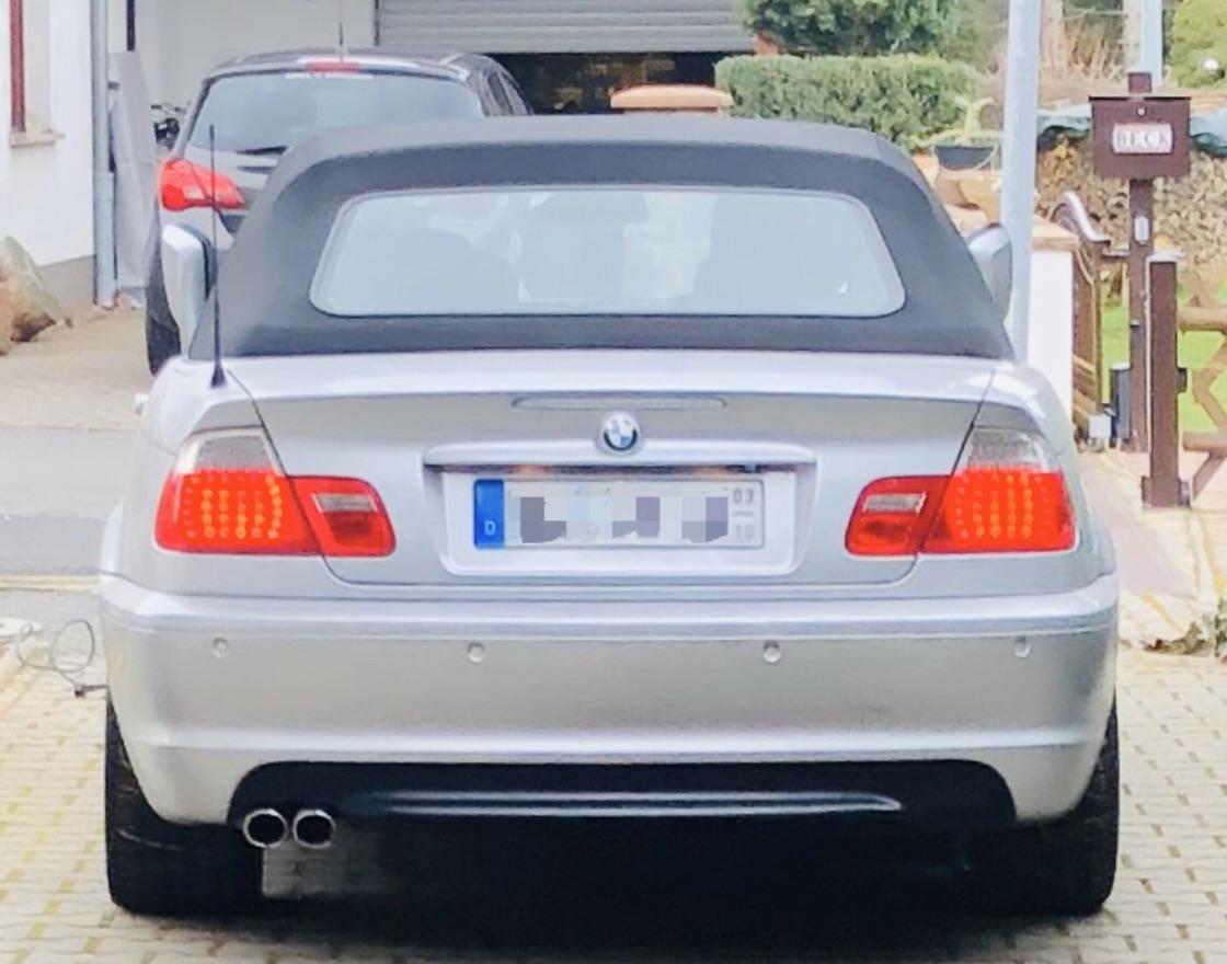 E46 Facelift Titansilber - 3er BMW - E46