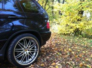 """BMW X5 4,4i auf 22"""" Breyton - BMW X1, X2, X3, X4, X5, X6, X7"""