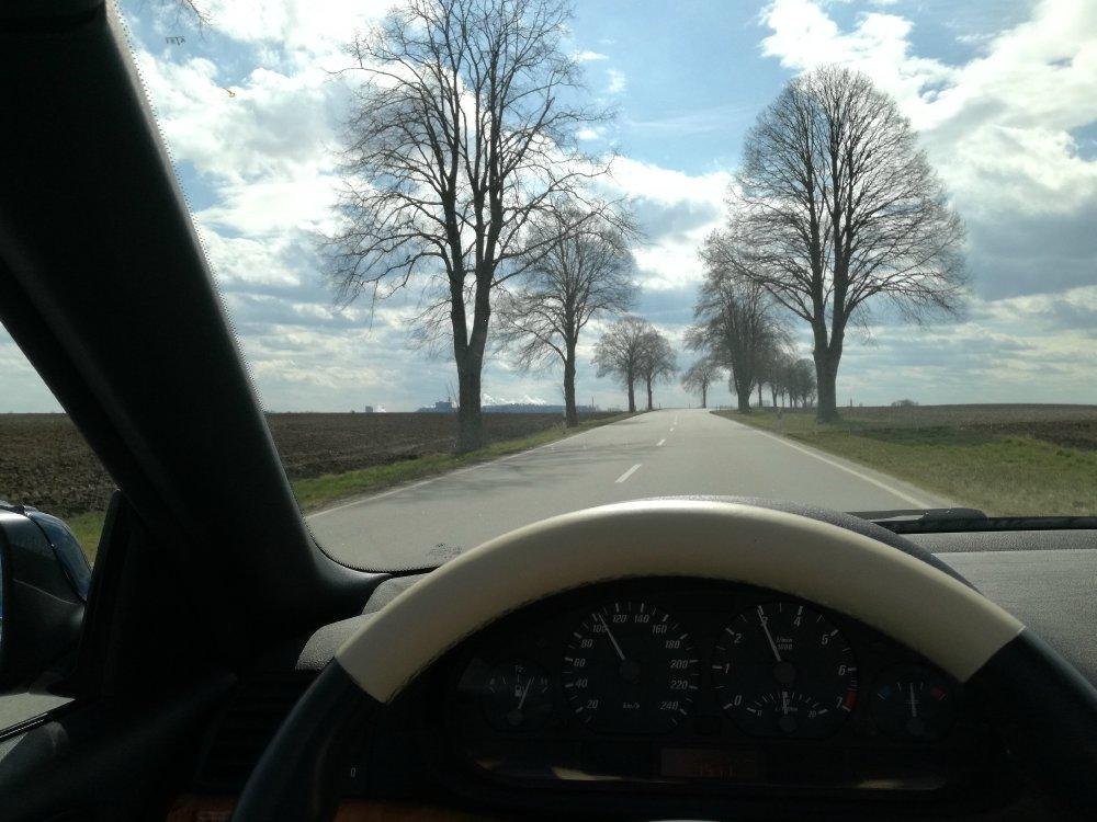 "Freude am ""oben ohne"" fahren - 3er BMW - E46"