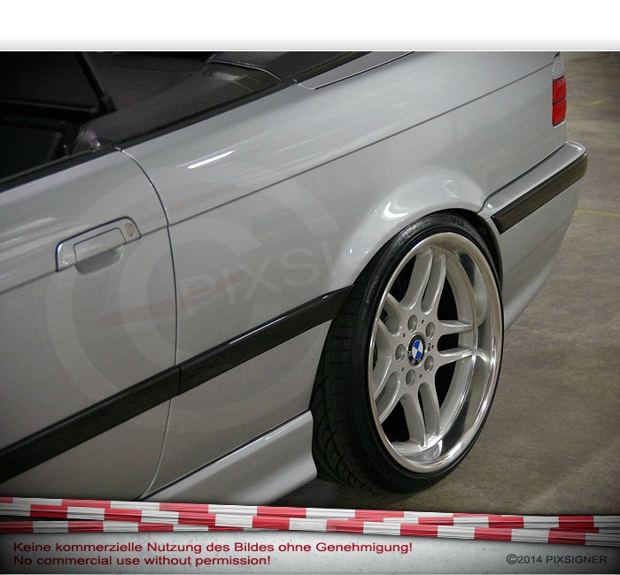 BMW E36 328i Cabrio OEM+ - 3er BMW - E36
