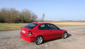 shorty 2503 tii japanrot - 3er BMW - E46