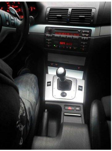 E46 325i SMG Titansilber - 3er BMW - E46