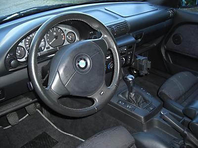 E36 323ti arktissilber - 3er BMW - E36 -