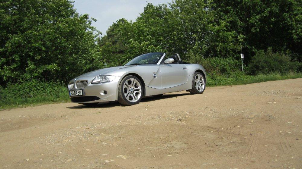 E85 3,0 Z4 Titansilber - BMW Z1, Z3, Z4, Z8