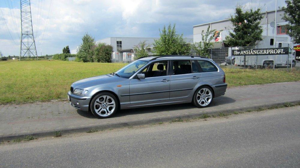 E46 330ia Touring Facelift Silbergrau Lpg 3er Bmw