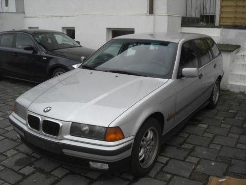 "E36 328ig Touring ""Standard"" Titansilber - 3er BMW - E36"