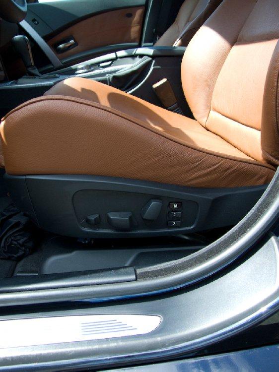 E60 Carbonschwarz - 5er BMW - E60 / E61