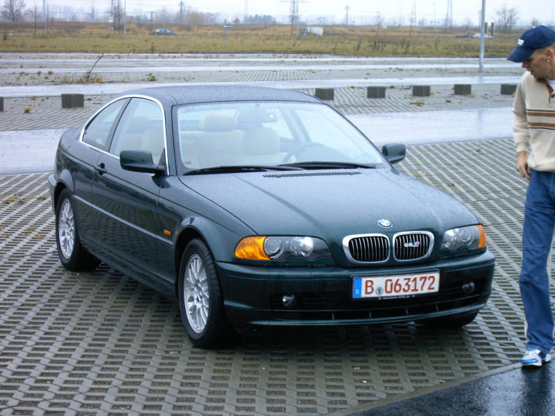 E46 Coupe OEM+ - 3er BMW - E46