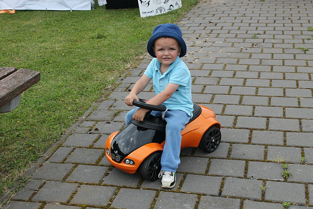 mein Sohn seine Karre :D - Fotostories weiterer BMW Modelle