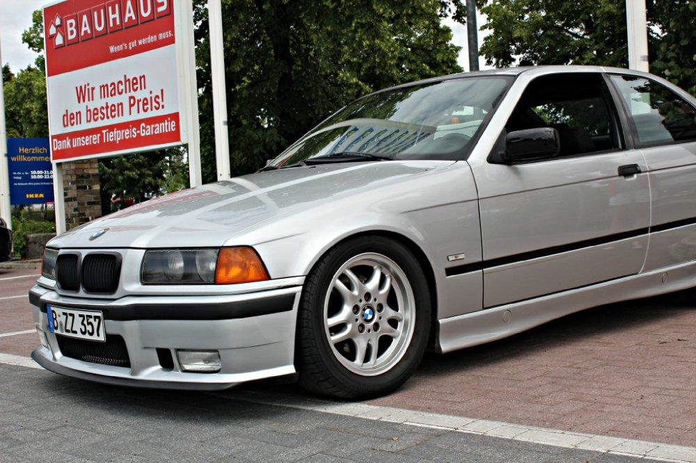 BMW E36 323ti Compact Alltagsauto - 3er BMW - E36