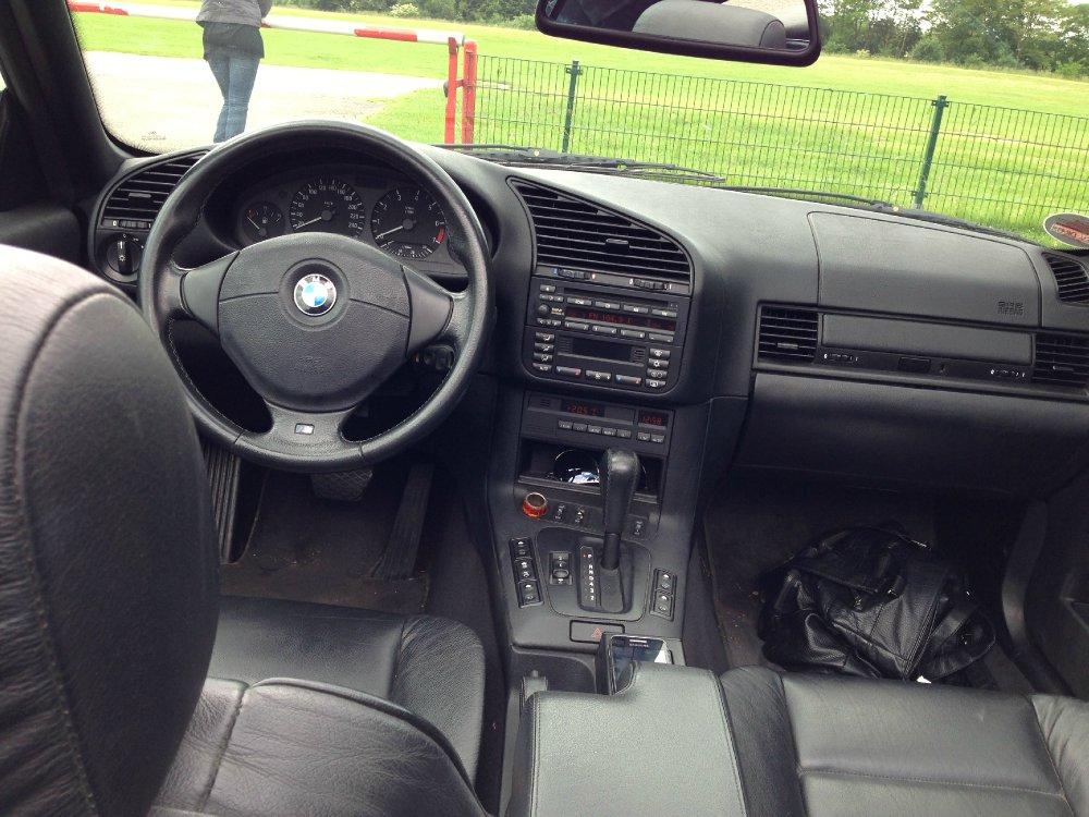 E36 323i Cabrio mit 18Zoll Styling135 - 3er BMW - E36
