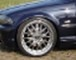 "E46 328i Limo ASA 19"" in Chrom ///"