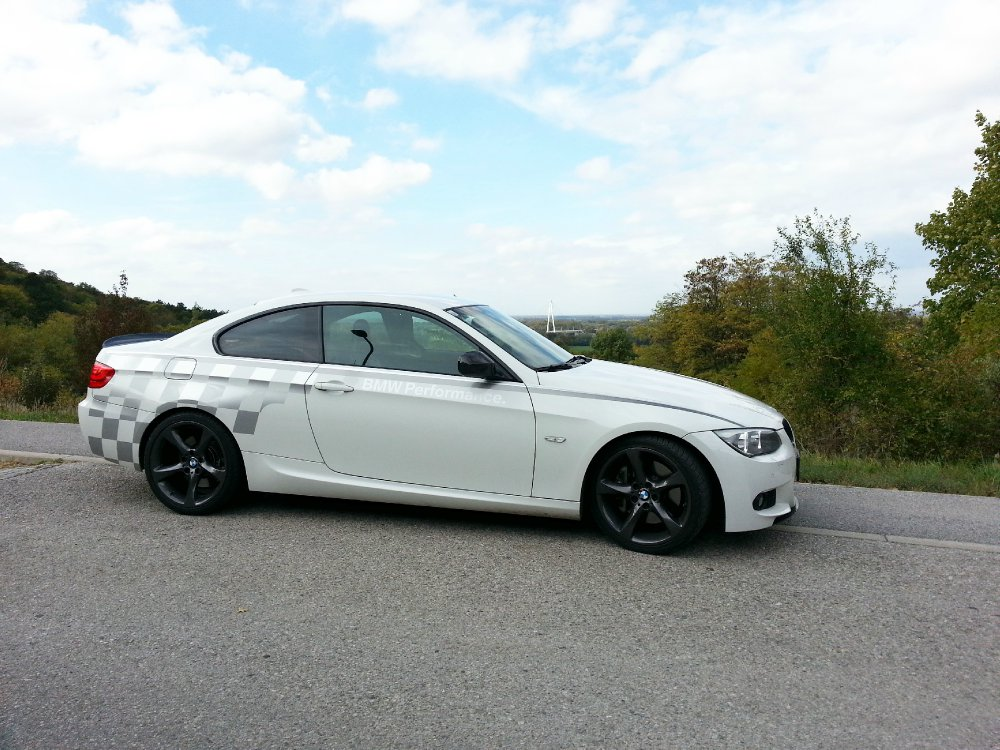 white angel e92 335i 3er bmw e90 e91 e92 e93 coupe tuning fotos bilder. Black Bedroom Furniture Sets. Home Design Ideas