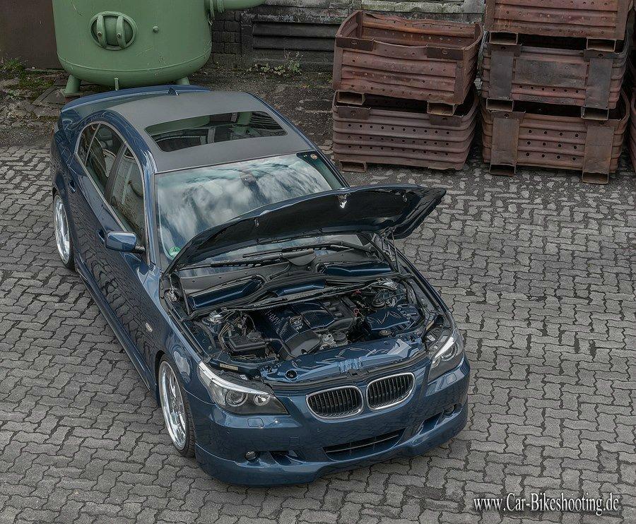 Dream-Style (E60 mit G-ride und Work LS105) - 5er BMW - E60 / E61
