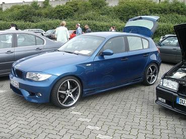 E87 gestylt good bye - 1er BMW - E81 / E82 / E87 / E88