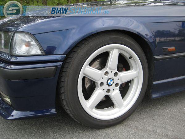E36 325i Automatik Coupe - 3er BMW - E36