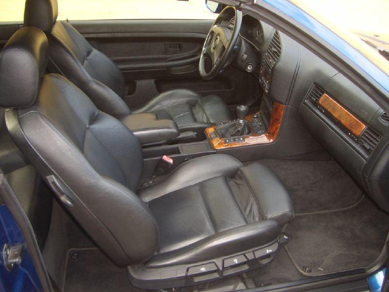 # EX BMW E36 328i Cabrio Avusblau # - 3er BMW - E36