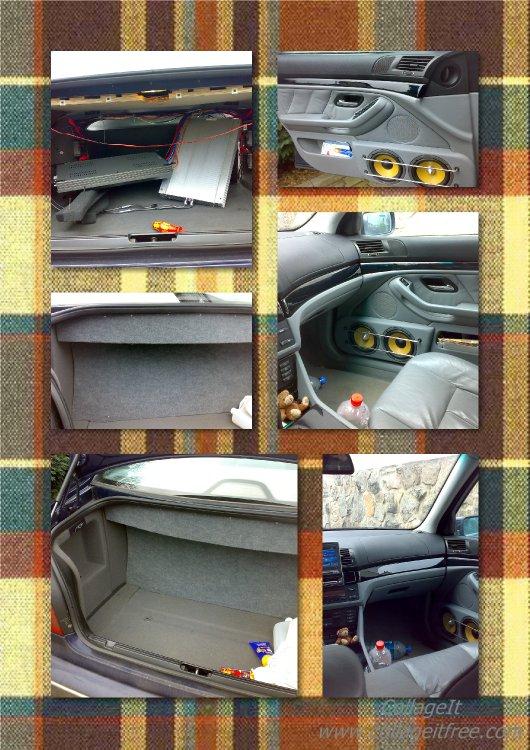 mein E39 - 5er BMW - E39