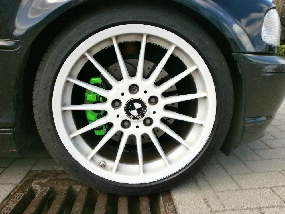 E46 325ci Coupe meine Baustelle - 3er BMW - E46