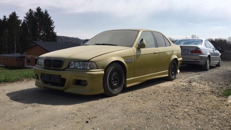 Phönix Gelb sedan . ... 2018  auch kein Betrieb - 3er BMW - E36